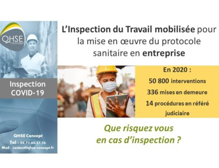 Inspection et COVID