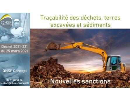 decrets 2021 321 tracabilité des déchets - Bénédicte