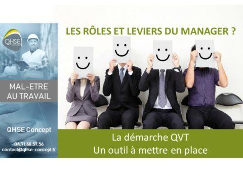 0 - Mal être au travail role des managers