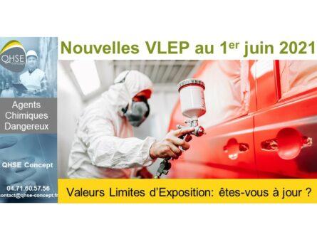 2 - VLEP Valeur limite exposition - Lise
